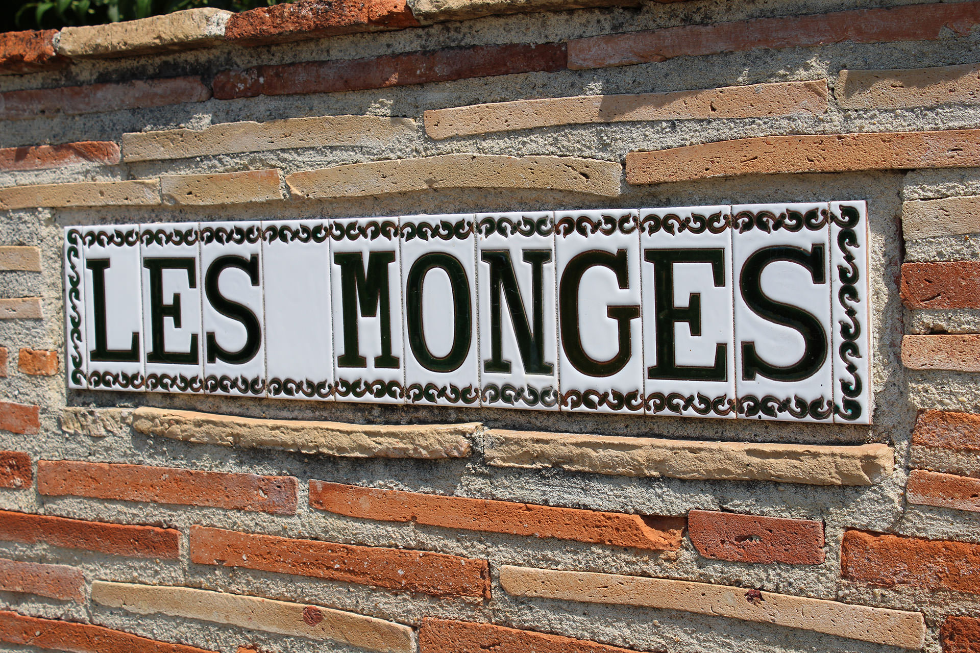 les Monges Gironde