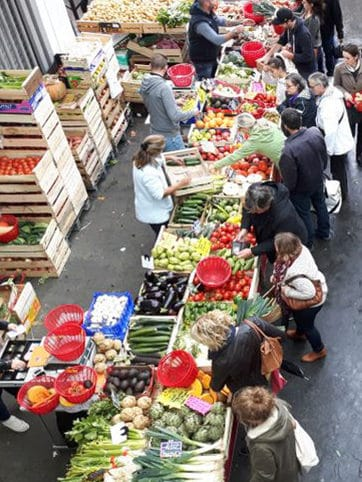 marché sud gironde