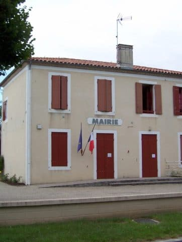 mairie marions